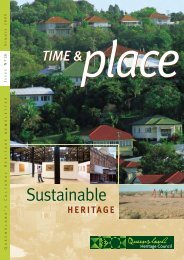Time and Place Issue 20 Summer 2009 - Queensland Heritage ...