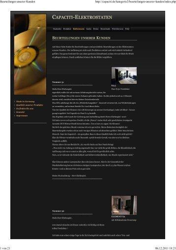 Kopie als .pdf - HiFiAkademie