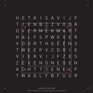 Q2_Bohrschablone_06_NL .indd - QlockTwo