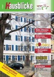 Veranstal- tungen - EWG Dresden