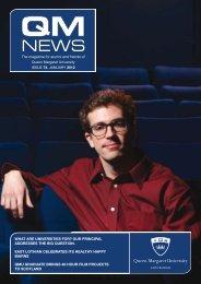 QM News 74 (pdf 1.58 MB) - Queen Margaret University