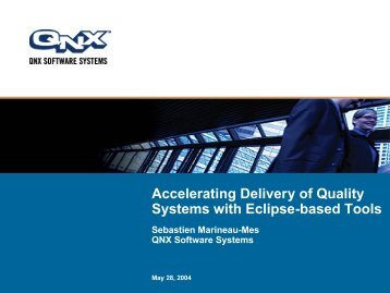 PDF Document - QNX Software Systems