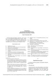 Grundwasserverordnung – GrwV - Faolex