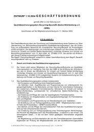 satzung - Qualitätssicherungssystem Recycling-Baustoffe Baden ...