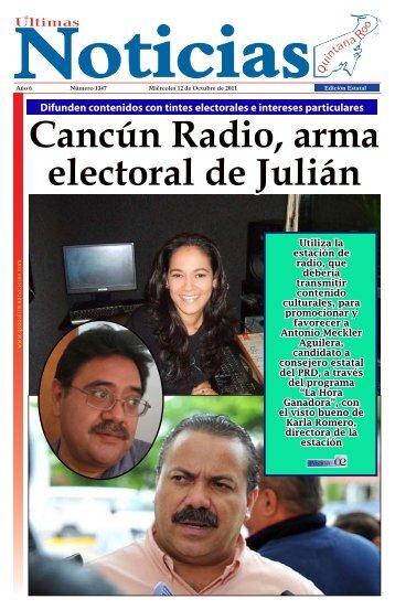 12 - Ultimas Noticias Quintana Roo