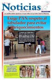 4 - Ultimas Noticias Quintana Roo