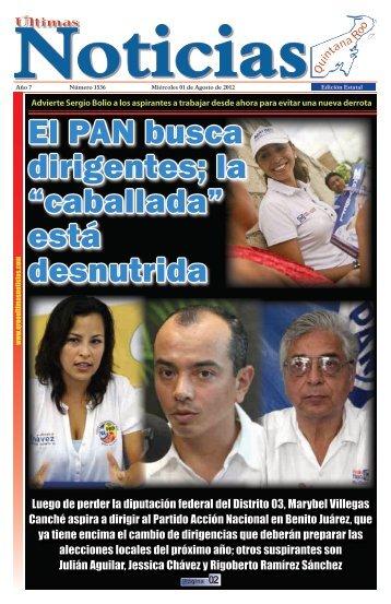 1 - Ultimas Noticias Quintana Roo