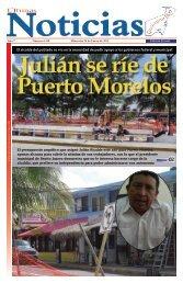 25 - Ultimas Noticias Quintana Roo