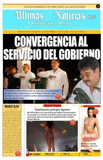 9 - Ultimas Noticias Quintana Roo