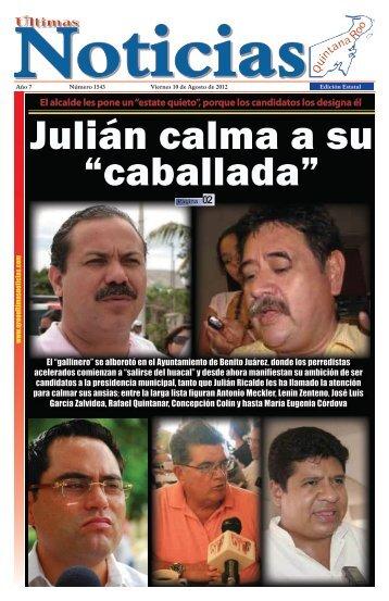 10 - Ultimas Noticias Quintana Roo