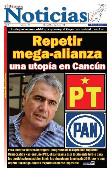 31 - Ultimas Noticias Quintana Roo