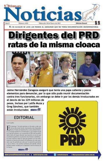 30 - Ultimas Noticias Quintana Roo