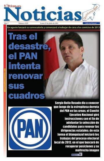 23 - Ultimas Noticias Quintana Roo