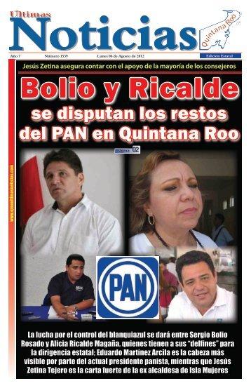 6 - Ultimas Noticias Quintana Roo
