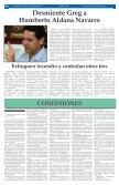 11 - Ultimas Noticias Quintana Roo - Page 4
