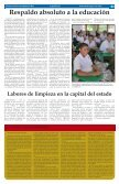 20 - Ultimas Noticias Quintana Roo - Page 3