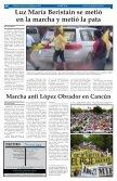 La candidata a senadora por el PRD no midió la - Ultimas Noticias ... - Page 2