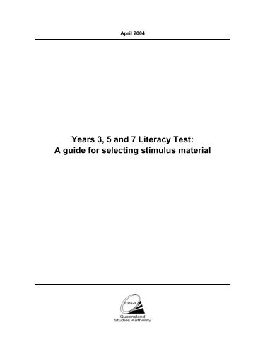 Naplan Reading Example Test Year 7 - year 7 naplanexcel