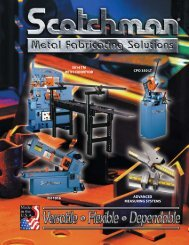 Download full product catalog with ... - Atlantic Machinery Sales