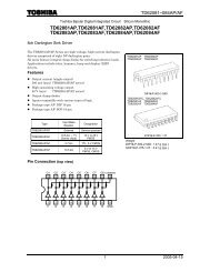 Integrated Circuits We ca