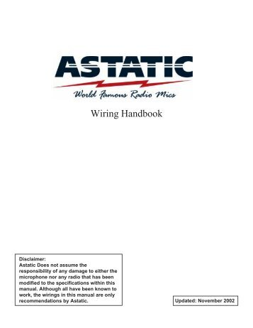 astatic microphone wiring handbook?quality\\\\\\\=85 s img yumpu com 25617155 1 358x462 astatic m astatic mic wiring diagram at gsmportal.co