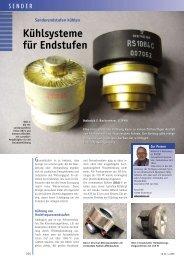 Kühlsysteme für Endstufen - QSLNET.de