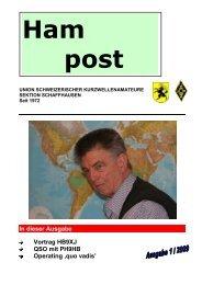 Ham post - QSLNET.de