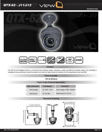 qtx 62j11j12 - Quaddrix Technologies