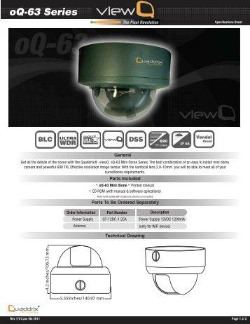 oQ 63 IP - Quaddrix Technologies