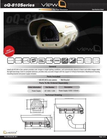 oQ 810 IP - Quaddrix Technologies