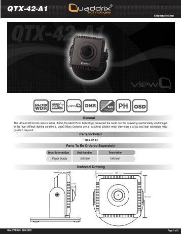 qtx 42A1 - Quaddrix Technologies
