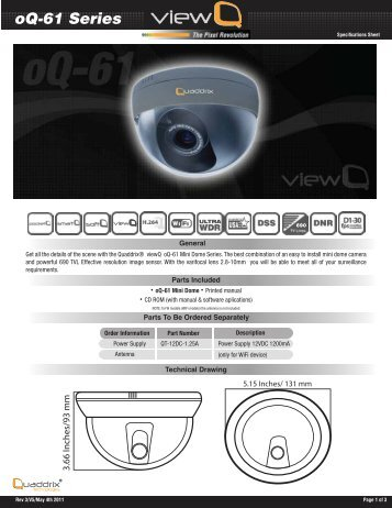 oQ 61 IP - Quaddrix Technologies