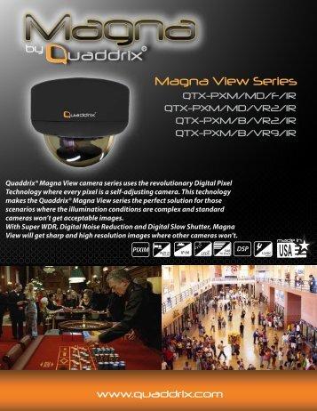 QTX-PXM MAGNA - Quaddrix Technologies