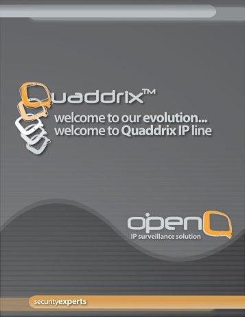 About openQ - Quaddrix Technologies