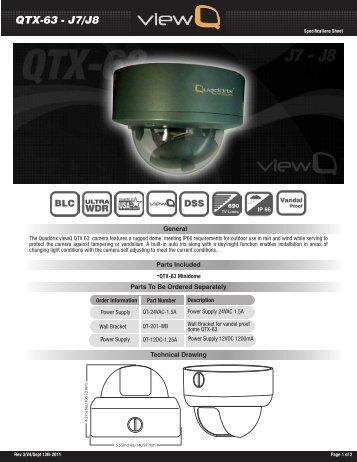 Qtx-63 - j7/j8 - Quaddrix Technologies
