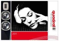 HiFi / Surround Speakers - Quadral