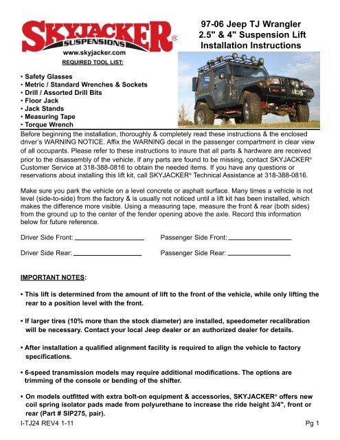 NEW SET OF MOTOR MOUNTS FOR JEEP TJ WRANGLER 97-06