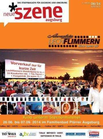 Neue Szene Augsburg 2014-06