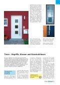 Sesam öffne Dich! Eingangstüren im Holzhaus - Quadriga - Seite 2