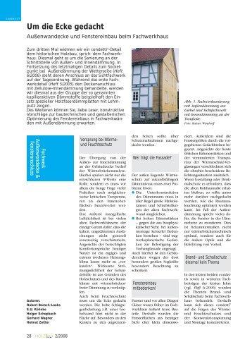fachwerkwand magazine. Black Bedroom Furniture Sets. Home Design Ideas