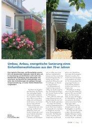 Umbau, Anbau, energetische Sanierung eines ... - Quadriga