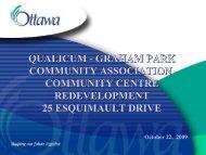 October 2009 - Information from City Staff - Qualicum.org