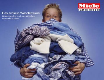 Miele Waschlexikon