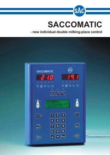 SACCOMATIC - Quality Certification Services