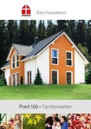 POINT 150.10 148,72 m² - Fertighaus Servicebüro Schwarz