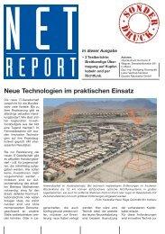 Neue Technologien im praktischen Einsatz - 3M Services GmbH