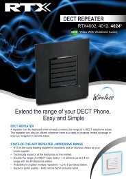 dect repeater