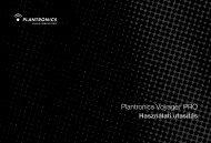 Voyager PRO_hun.pdf - Quantum-R Kft