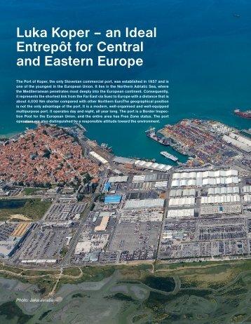 Luka Koper – an Ideal Entrepôt for Central and ... - Quark Magazine