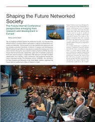Shaping the Future Networked Society - Quark